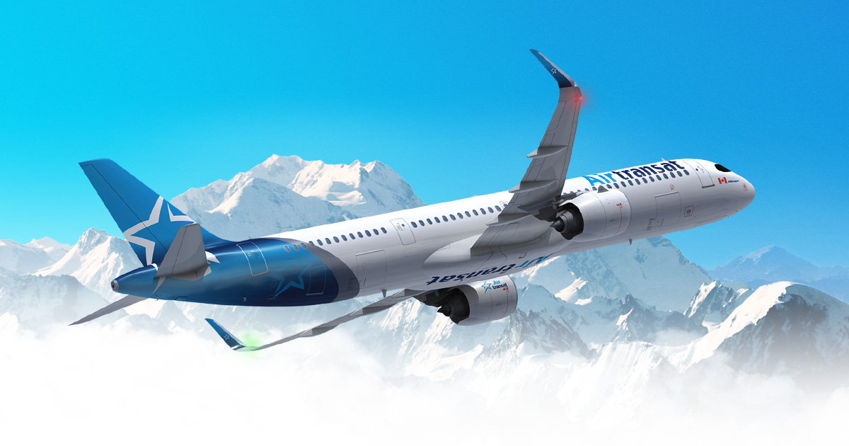 Introducing Our All New Airbus A321neolr